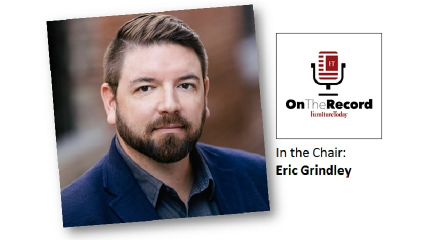 eric grindley on the record podcast furniture today